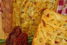 Savoury Brea Recipes