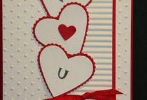 Cards - Love/Valentine / by Cindy Sargent