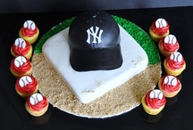 Custom Cakes...for Him / by Hamley Bake Shoppe