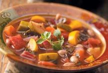 soups / by Lizzie Parris