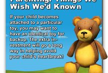 Parenting: Things We Wish We'd Known