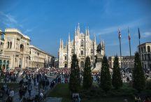 Mailand / wunderschönes Milano