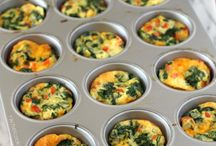 Recipes -Quick Healthy Breakfasts / Our breakfast choices focus on whole foods and a great balance of protein, fat, carbohydrate.