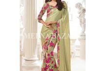 Designer Sarees by Meena Bazaar