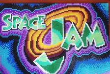 Beads - pixels