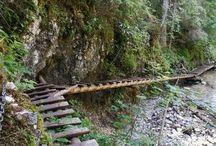 Via Ferrata Kyseľ / Zážitky zachytené krásnymi fotkami. Slovenský raj - Ferrata Kyseľ
