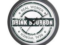 Bourbon Bar / stuff for my bourbon bar