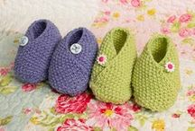 knitting and crochet creations
