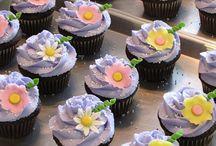 cupcakes raiponce