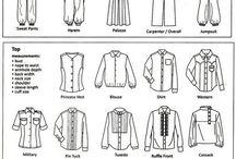 Cloth names