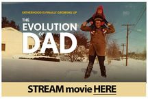 """Evolution of Dad / We are told by American culture that fatherhood is important, but the real, underlying message is: """"Back to work, dads!"""" The result: millions of people are growing up with absentee dads. What's worse is that so many of them are blissfully unaware of the damage done to their lives. How did this happen? What can be done about it?   The Evolution Of Dad is a film for dads young and old, their partners and their children. You will never look at your father the same way again."""