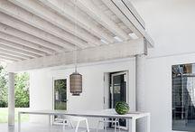 Elements: patios