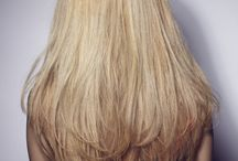 hair / by Katherine Michelene