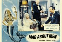Movies: Mad About Men / by Little Gothic Horrors