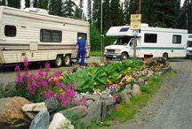 Alaska Campgrounds / These are all Campgrounds/RV Parks in Alaska that offer our 50% Discount!