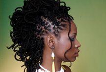 Hair style / Dredlock