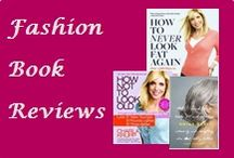 Fashion Book Reviews for Baby Boomers / My Reviews of fashion books to help Baby Boomers look great & feel confident. Lots of practical advice. #fashion #books #reviews