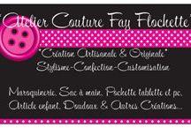 Atelier Couture Fay Flochette FayFlochette Sur Pinterest