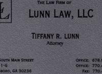 Attorney Tiffany Lunn of Lunn Law LLC Question and Answer