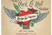 Sox, Love and Rock & Roll Fashion with Vivek Nagrani / Join us on February 11th at M PENNER for Men Dress For Dinner: Sox, Love and Rock & Roll Fashion with Vivek Nagrani benefitting Recipe for Success