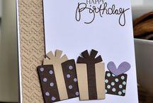 Birthday card Ideas Male
