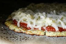 Crusts- Pizza / alternative healthy crusts and toppings