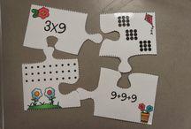 Matematikk - multiplikasjon