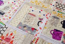 these are quilts.