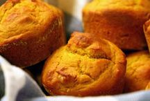 Muffins, breads, pastries. / by Cathy Norwood