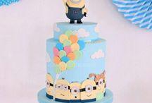 Minionkowe urodziny