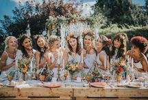 Boho Hen Do  / For enquiries about our Boho Hen Do package, please email ela@bo-chic.com