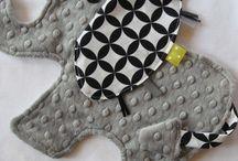 couture bébé doudou