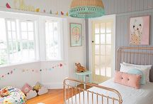 Big Girl Room / Ideas and inspo for little girls room