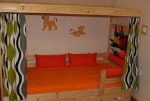 kids new room / by Heather Gradke