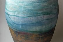 Colin Caffell pots