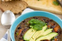 Favorite Soups / by Rhonda Dracoulis