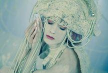 Morphine / dress & hat: Magdalena Wilk-Dryło  model: Angela Olszewska   MUA: Katarzyna Kałek-Dekert  concept&photo: Piotr Jan Gajewski