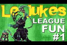 League of Legends Funny videos / We are Le Jukes! We have an awesome youtube channel! We're just some guys (and girl!) who play League having fun. We have some funny moments, some sad ones, some jukes and some epic edits! If you like our videos, be sure to subscribe! Join in on some Le Jukes Fun! https://www.youtube.com/user/LeJukes/