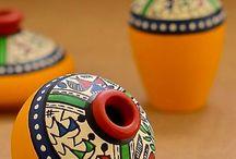 Art pot