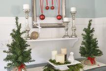 Home - Holiday Decorating / by Cindy Wartenberg Kolpek