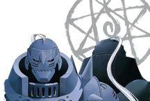 Fullmetal Alchemist Brotherhood ♡