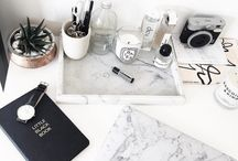 stationary supplies/desks