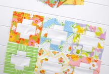 Quilt Blocks / Various blocks that are interest, attractive, and easy to make