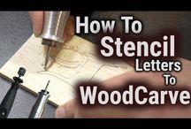 Talla de Madera  /  Wood Carve