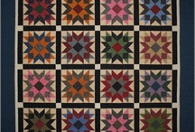 Quilts---Stars / by Sue Dodge