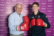 Team GB boxer Luke Campbell backs Join In