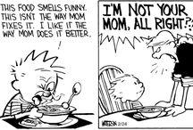 INSPiRiNG | Calvin and Hobbes