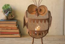 Owls For Trish / by Ana Garay