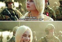 I love Harley Quinn <3