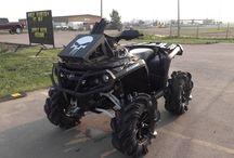 ☆ATV's☆ / custom ATV's